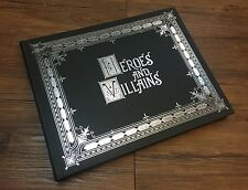 Once Upon a Time FULLSIZE Hero and Villains book replica (Read description)