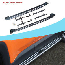 Fits for Jeep renegade 2015 - 2019 Aluminium Running Boards Side Step Nerf Bar