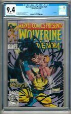 "Marvel Comics Presents #121 (1993) CGC 9.4 White Pages  Kieth - Mackie  ""Venom"""