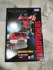 Transformers MPM 12 Bumblebee Movie Optimus Prime