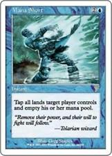MANA SHORT Seventh Edition MTG Blue Instant RARE