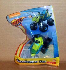 Fisher Price Blaze & The Monster Machines Mini GRASSHOPPER ZEG Vehicle Poly Bag