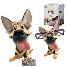 Optipaws German Shepherd Dog Glasses Holder Figurine NEW in Gift Box