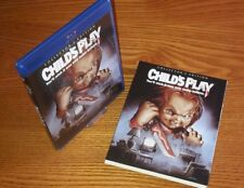 CHILD'S PLAY Blu-ray US import Scream Factory region a (rare OOP slipcover)