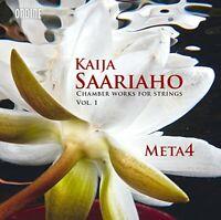 Meta4 - Saariaho: Chamber Works Vol.1 [Meta4, Anna Laakso, Marko [CD]