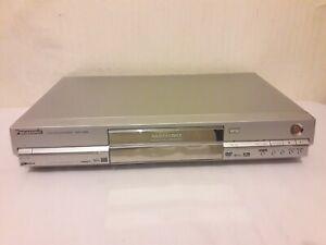 PANASONIC DMR-E85H DVD VIDEO RECORDER/80GB HDD