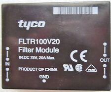 FLTR100V24 TYCO FILTER MODULE 20A 4.8 mOhms 100Vin