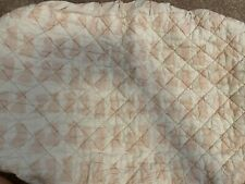 Crate & Barrel Baby Changing Pad Cover