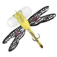 Fishing Bait Dragonfly Fishing Lure Durable Floating for Saltwater Freshwater