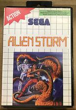 Alien Storm (Sega Master System, 1990)