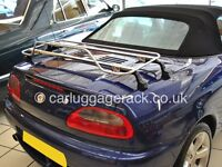 Sports Car Luggage Boot Rack  - Stainless Steel