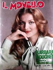 Il Monello 10 1976 - Barbara Bouchet - Mauro Bellugi - Bee Gees [G.144]