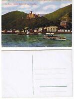 AK205 alte Ansichtskarte Postkarte AK RHEIN Schloß Stolzenfels .. - um 1929-1930