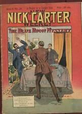 FASCICULE NICK CARTER SERIE II N°26. ED A. EICHLER. DEBUT DE SIECLE.