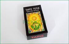 Aleister Crowley Thoth Tarot Deck 78 Cards Oracle ТАРО Тота Алистера Кроули