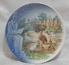 Bing & Grondahl The Ugly Duckling Plate Hans Christian Andersen The Storyteller