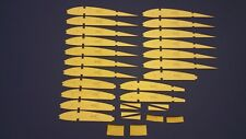 After-market Laser Cut Ribs to suit the 'Flair SE5a'