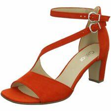 Sandalette Koralle in Damen Sandalen & Badeschuhe günstig