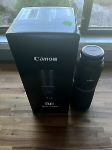 Canon RF 800mm f/11 IS STM Super-Telephoto Lens. AU Warranty