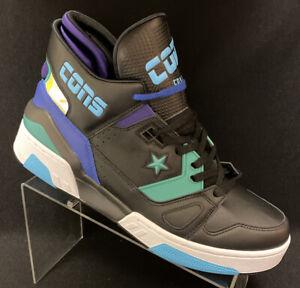 Converse X Don C ERX 260 Mid Jewel Black/Purple Sneaker/Shoes Men Sz:13 164386C