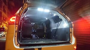 MIT Toyota SIENTA 2016-on LED Light rear trunk cargo luggage Lamp-Plug-and-Play