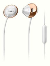 Philips SHE4205 Flite Hyprlite In-Ear Headphone with Mic, White