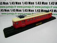 AM2G Automotrices train SNCF 1/87 HO : ramassage d'état 1938 ZCE 23801