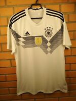 Germany Jersey 2018 2019 Home XL Shirt BR7843 Football Adidas Trikot Maglia