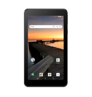 """Packard Bell M7500 7"""" 8GB 8.1 Go Edition Android Tablet Black"""