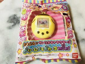 Tamagotchi Sanrio Characters dream collaboration case mini Pomupomu pudding