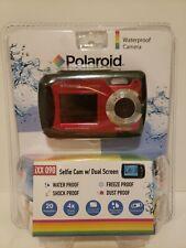 Polaroid iXX 090 20 MP Waterproof Red Digital Camera