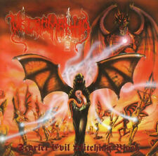 Necromantia : Scarlet Evil Witching Black CD (2014) ***NEW*** Quality guaranteed