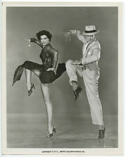 THATS ENTERTAINMENT STILL PHOTO FRED ASTAIRE   CYD CHARISSE DANCING