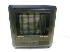 RARE VINTAGE Sansui CLD0065 6 Inch LCD Portable AC/DC Television W/ Builtin VCR