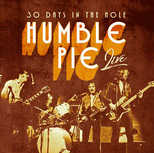 CD HUMBLE PIE 30 Days in the Hole (trou) LIVE