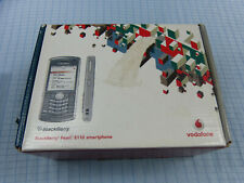 BlackBerry Pearl 8110 Grau! Ohne Simlock! TOP ZUSTAND! OVP! RAR! Einwandfrei!