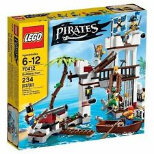 Lego Pirates Soldiers Fort 70412 Retired Set