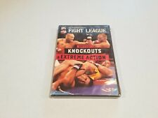 IFL Greatest Knockouts Extreme Action (DVD, 2007) New