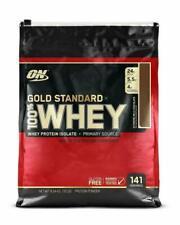 Optimum Nutrition Gold Standard 4.55Kg Milk Chocolate Protein Powder