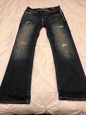 Buckle Jeans Justin's 32R Men's