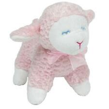 Nursery Baby Pink Lambert Lamb Soft Animal Plush Toy 19cm