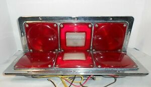 1974 Mercury MONARCH Tail lights 5129 (2) MINTY >-)))'>