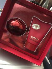 DKNY Be Tempted 1.7 oz EDP Spray & 3.4 Body Lotion Womens Perfume Gift Set NIB