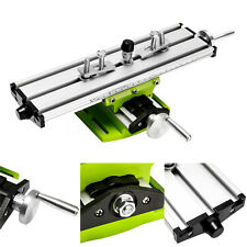 Multi-Function Milling Machine Compound Work Table Cross Slide Bench Drill Vise