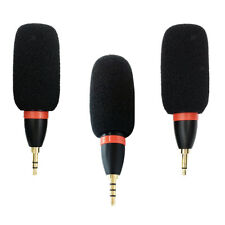 Mini Omni-directional Microphone for Iphone5s/6/6s HTC Samsung LG Cellphone