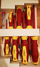 Electrician VDE 8x Screwdriver Set Workzone isolated good quality