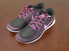 bdff7bc3cbe Nike 5.0 Running SNEAKERS Mesh Black Pink Glow White Womens Size 9 FMWOB