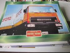 Super Trucks Mehrzweck LKWs Bedford TM 2600, 1974 England