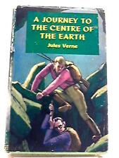 A Journey To The Centre Of The Earth  Book (Jules Verne - 1964) (ID:17078)
