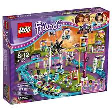 LEGO® Friends Amusement Park Roller Coaster 41130